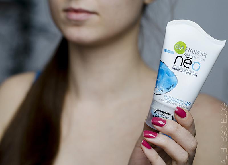 Trochę inaczej | Garnier Neo, intensywny antperspirant