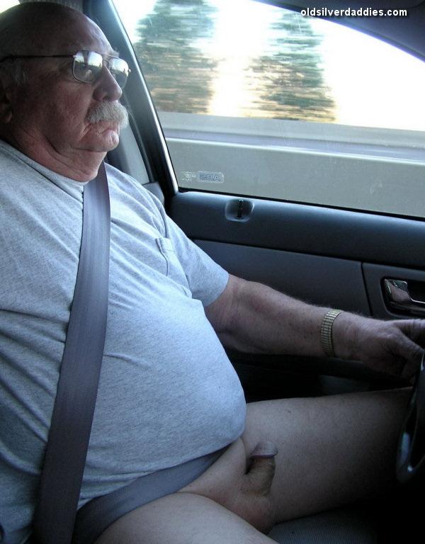 grandpa Nude bear