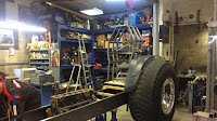 Tractor Pulling - Building A Pulling Tractor
