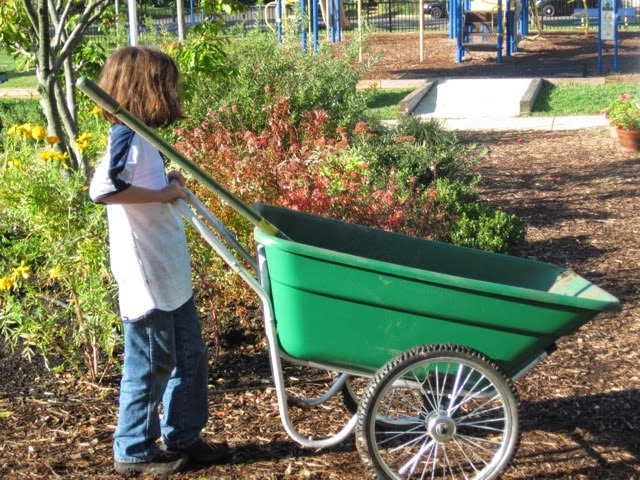 Green STEM Learning: Cool Tools: Smart Carts, Wheelbarrows And Learning  Simple Machines In The Schoolyard