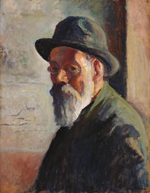 Maximilien Luce,  Portraits of Painters, Self Portraits