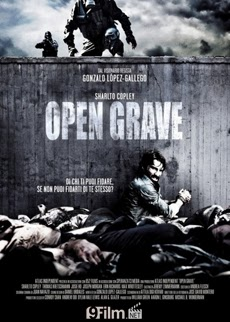 Open Grave 2013 poster