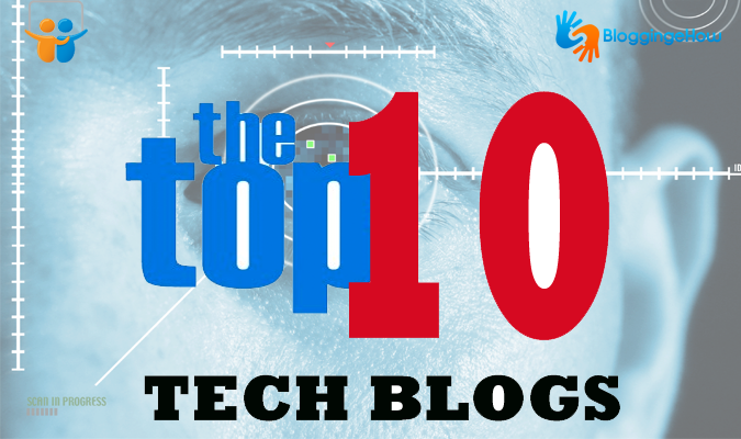 best tech blogs and bloggers slideshare