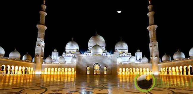 Masjid Sheikh Zayed - Uni Emirat Arab