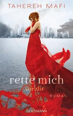 Cover vom Buch Rette mich vor dir von Tahereh Mafi