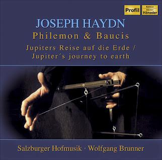HAYDN, F.J. - Philemon und Baucis