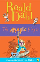 bookcover of The Magic Finger by Roald Dahl