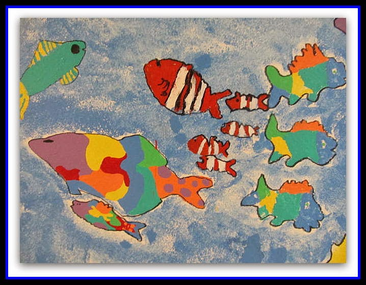 All Kinds of Fish in the Sea {Ocean RoundUP at RainbowWithinReach}
