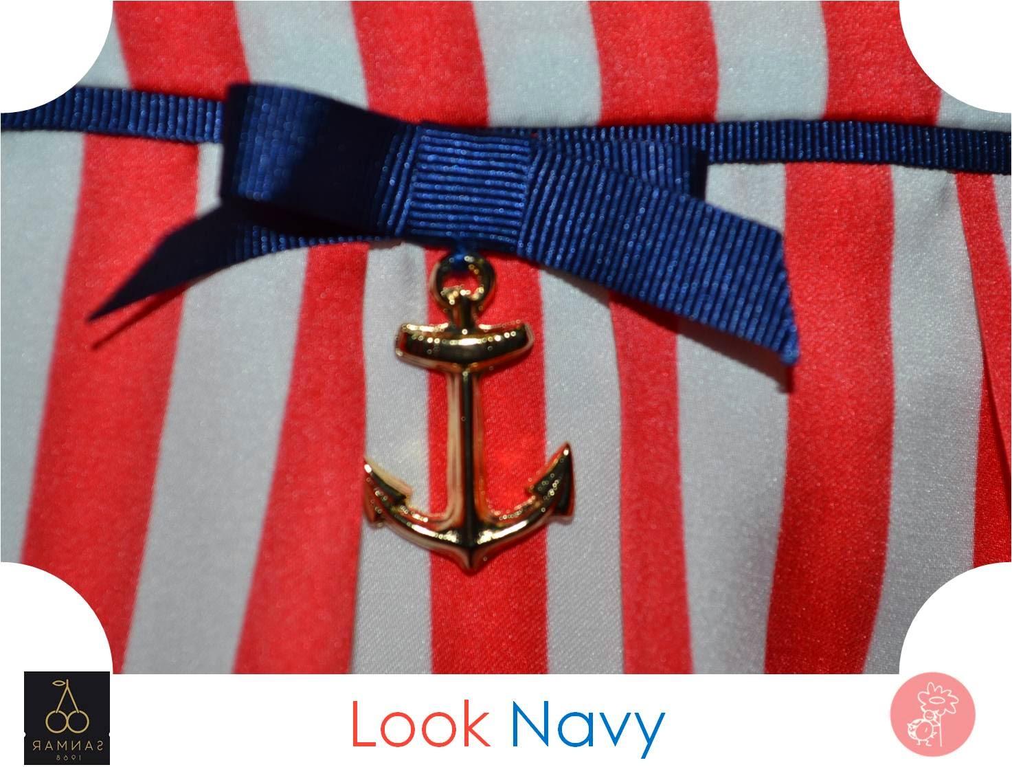 Sanmar colección look navy en Blog Retamal moda infantil y bebe