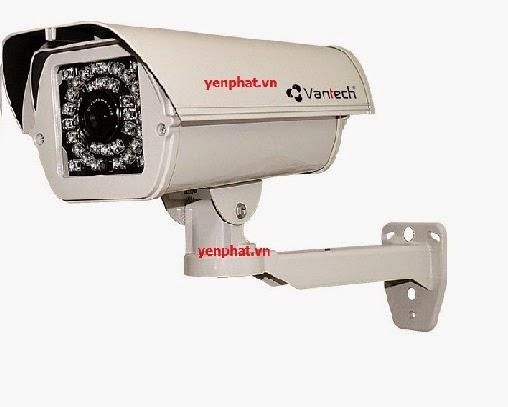 Lắp đặt Camera Vantech VP-6202B