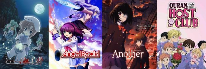 Anime Bagus dan Berkualitas