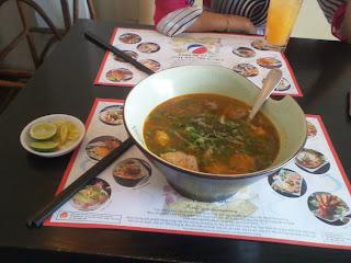 Vietnã Stew: bun bo Hue