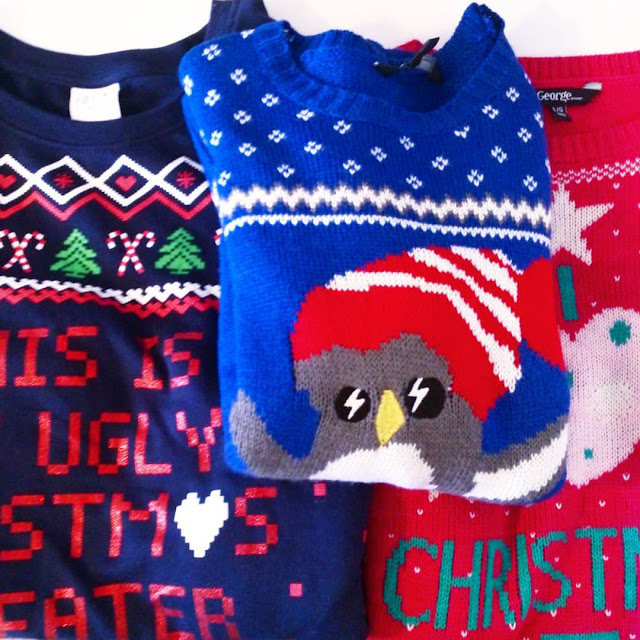 La petite histoire du chandail laid de Noël #UglyChristmasSweater