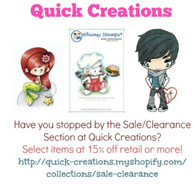 Quick Creations Sale
