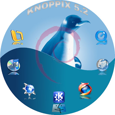 Free Download Knoppix Linux OS