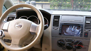 how to install nissan tiida stereo