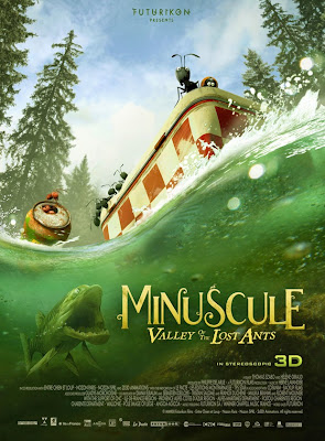 Minuscule: Valley of the Lost Ants (2013) 720p