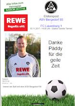 Aktuelle Stadionzeitung