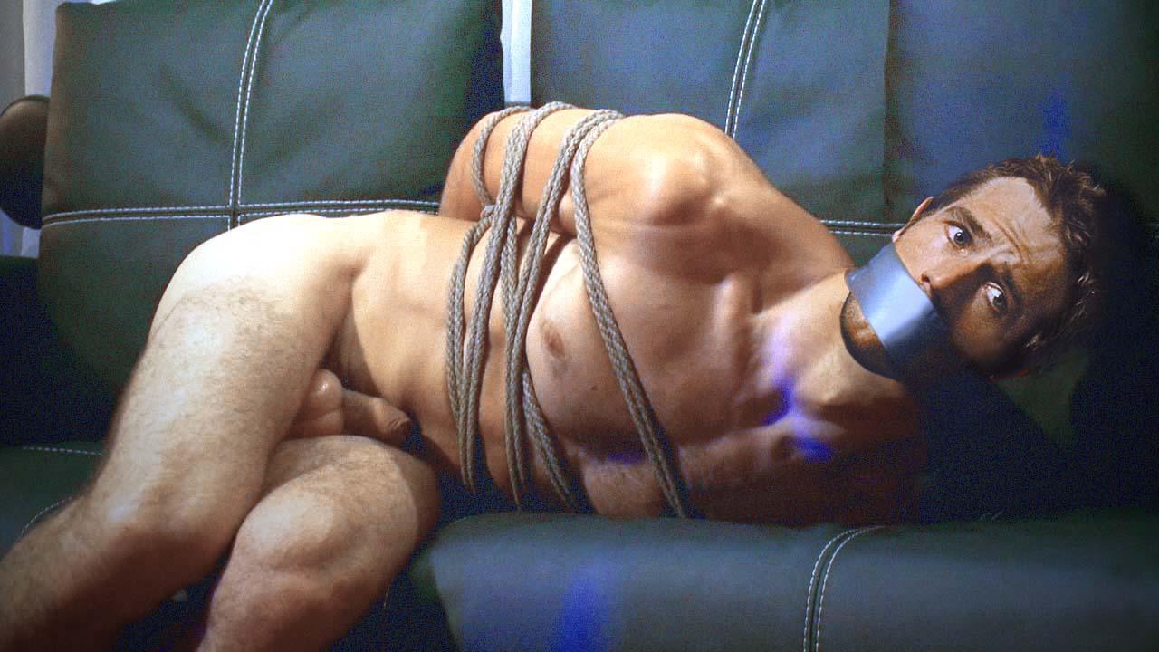 Male Celeb bondage