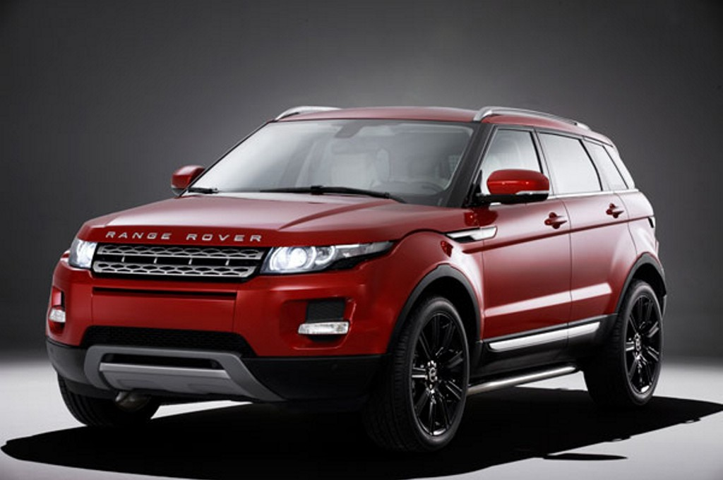 range rover evoque lands in the philippines philippine. Black Bedroom Furniture Sets. Home Design Ideas