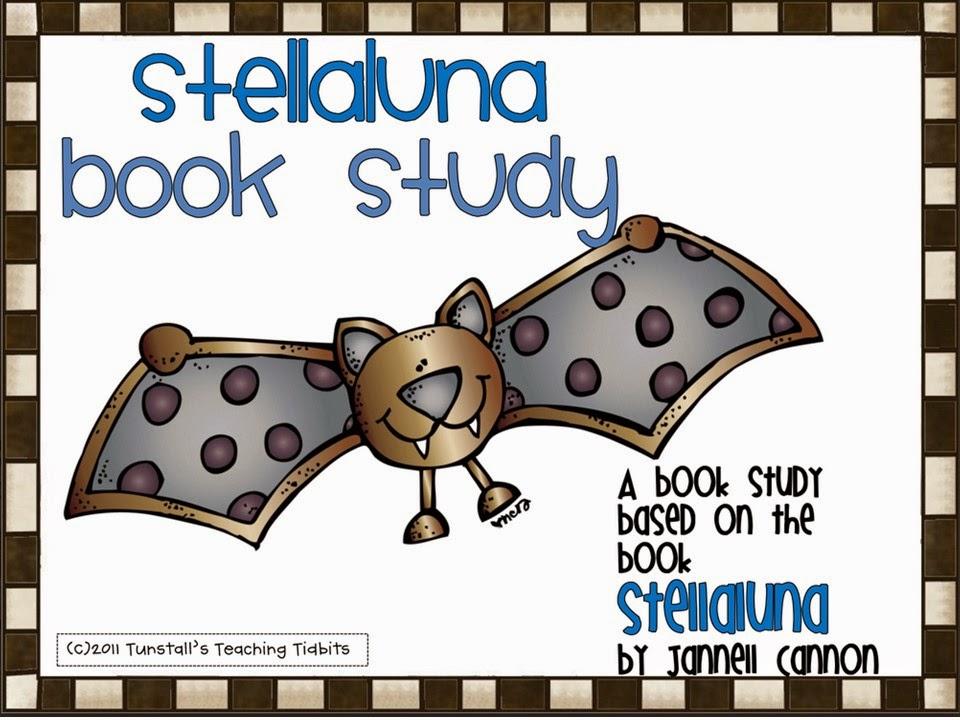 http://www.teacherspayteachers.com/Product/Stellaluna-Book-Study-159149