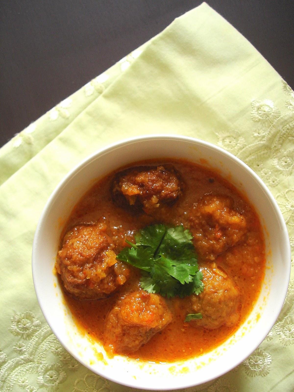 Lauki Kofta | No meat balls | Low calorie koftas