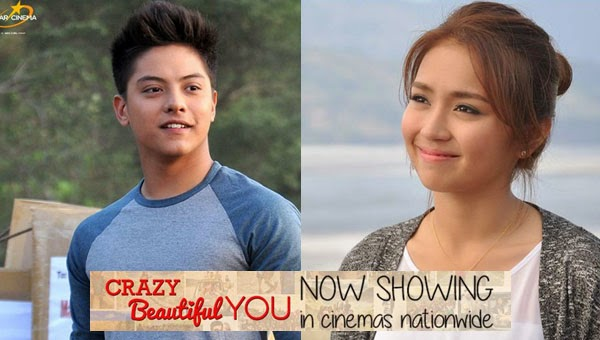 Crazy Beautiful You makes a whooping P5 million on its first opening hour