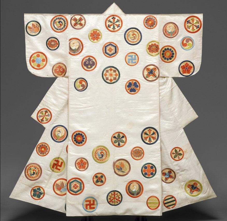 Studio and Garden: At the Met: Kimono, Graceful Garments