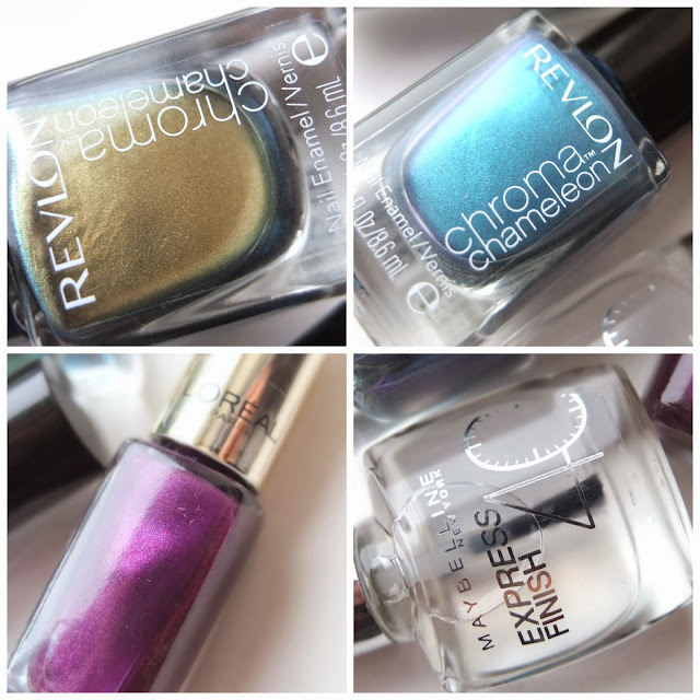 Poundland budget beauty nail varnish purchases on Hello Terri Lowe. UK Beauty blog.