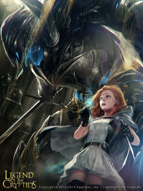Pyeongjun Park totorrl deviantart drawcrowd ilustrações fantasia ficção científica card games mulheres garotas impressionante