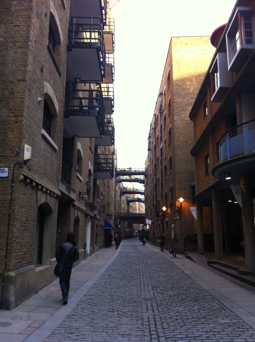 Urban Wandering Bermondsey To Borough In Search Of Space