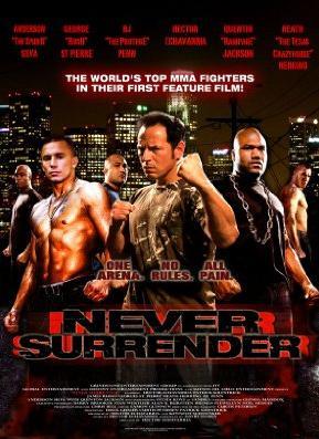 never surrender sex scene