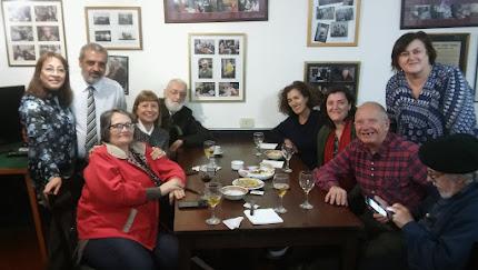 La Delegada del Gobierno Vasco en Iparraldeko