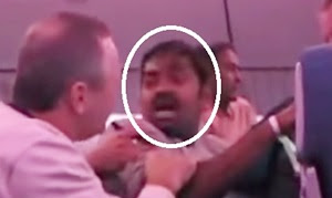 Indian man at Aircraft for first time Video gone viral on internet