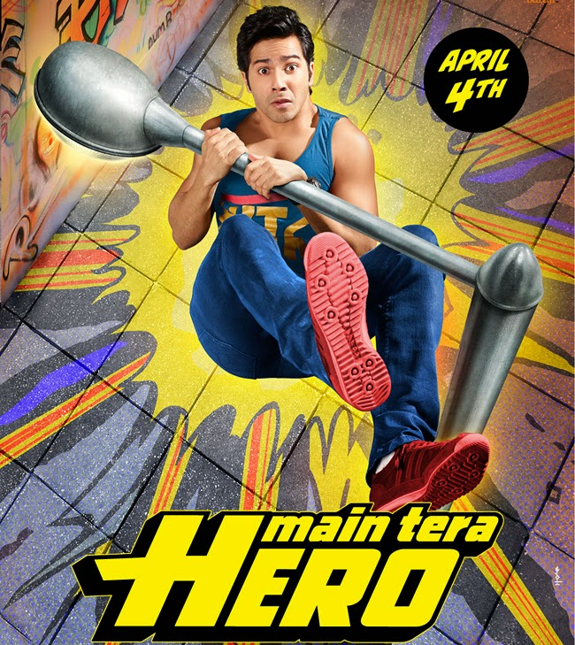 Main Tera Hero 2014 DVDScr (Audio Cleaned) MP4 DDR