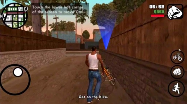 Download Game GTA San Andreas Android