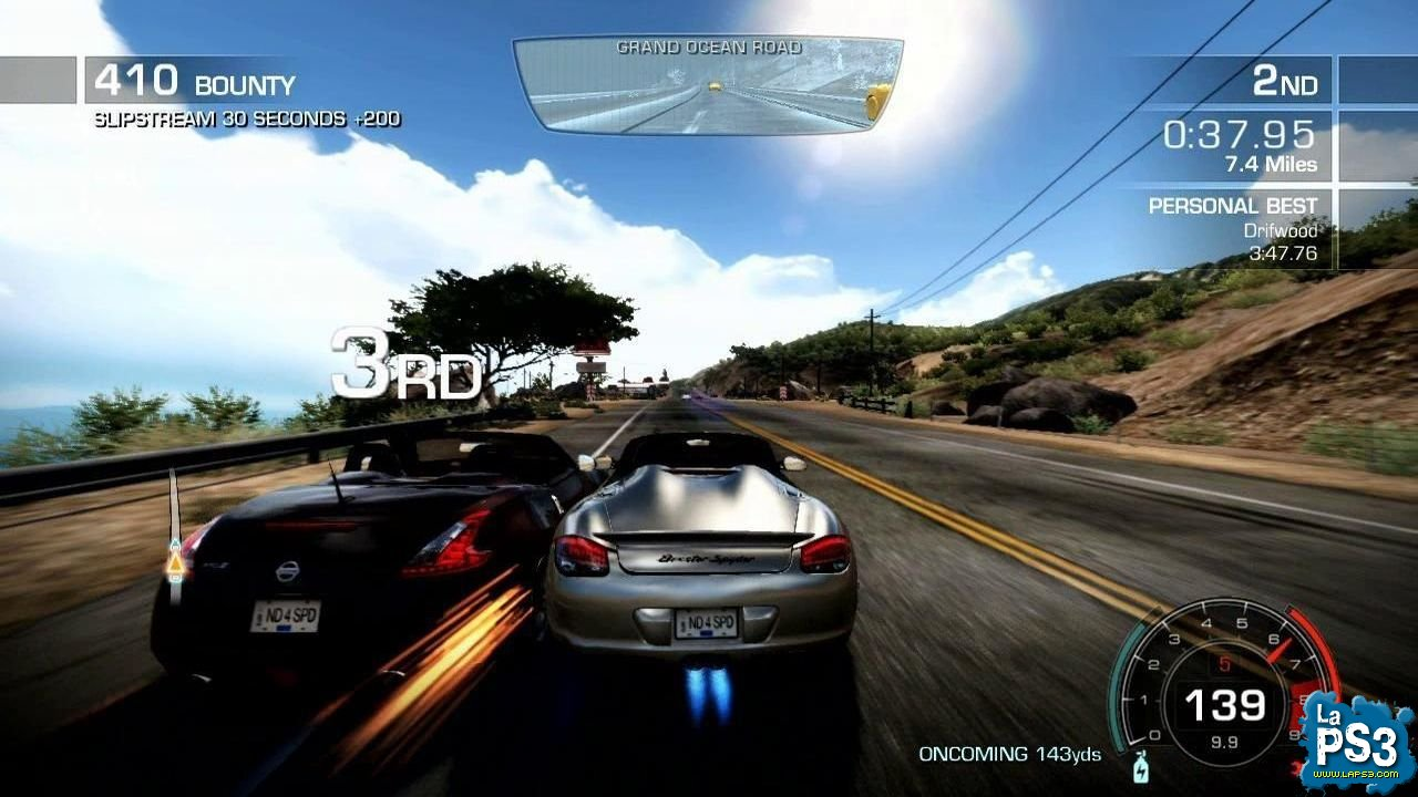 review game need for speed hot pursuit ps3. Black Bedroom Furniture Sets. Home Design Ideas