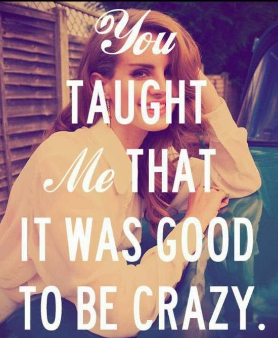 quotes about crazy girls quotesgram