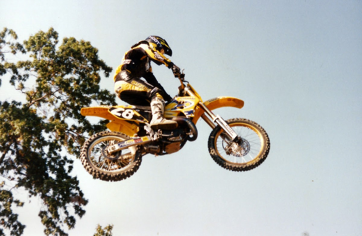 Ryan Huffman Steel City 1998