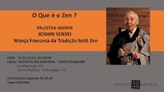 Palestra sobre Zen