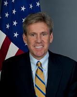 Photo of US Ambassador Chris Stevens