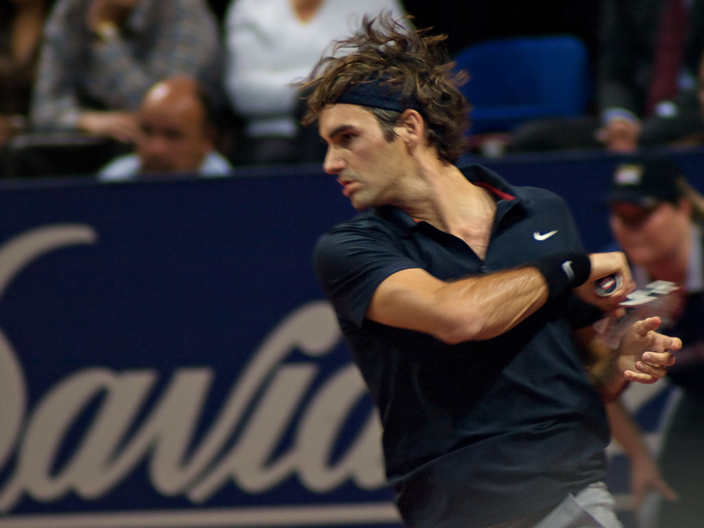 plays sports: roger federer wallpaper 2011 pictures