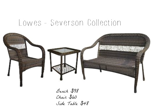 I ... - Amanda Rapp Design: Outdoor Patio Furniture Options