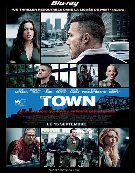 Hırsızlar Şehri: The Town (2010) afis