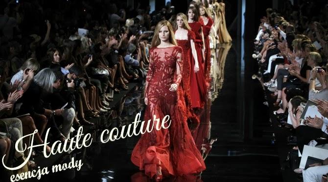 Haute couture czyli moda z najwyższej półki