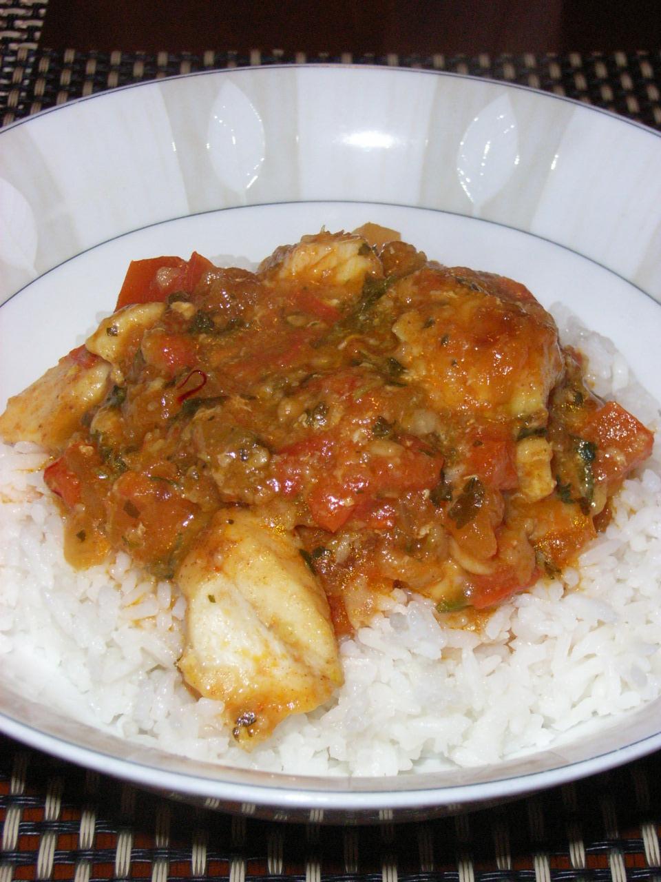 Moroccan fish the recipe binder for Moroccan fish recipe