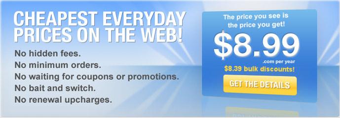 Amazing Domain Registration
