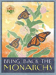 More Milkweed = More Monarchs!