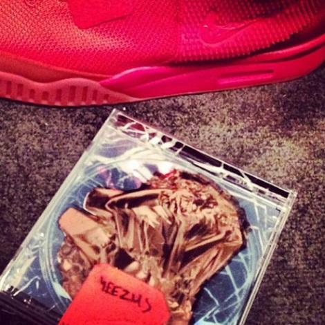 Yeezus Kanye West Album Cover 2013