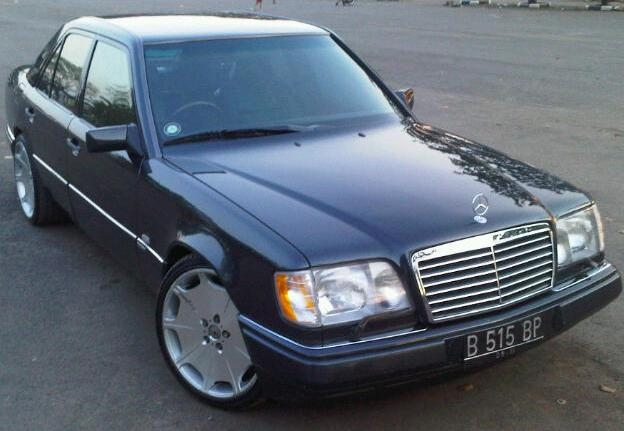 Rza syah dijual mercedes benz e320 mp th 96 97 sold for 96 mercedes benz e320